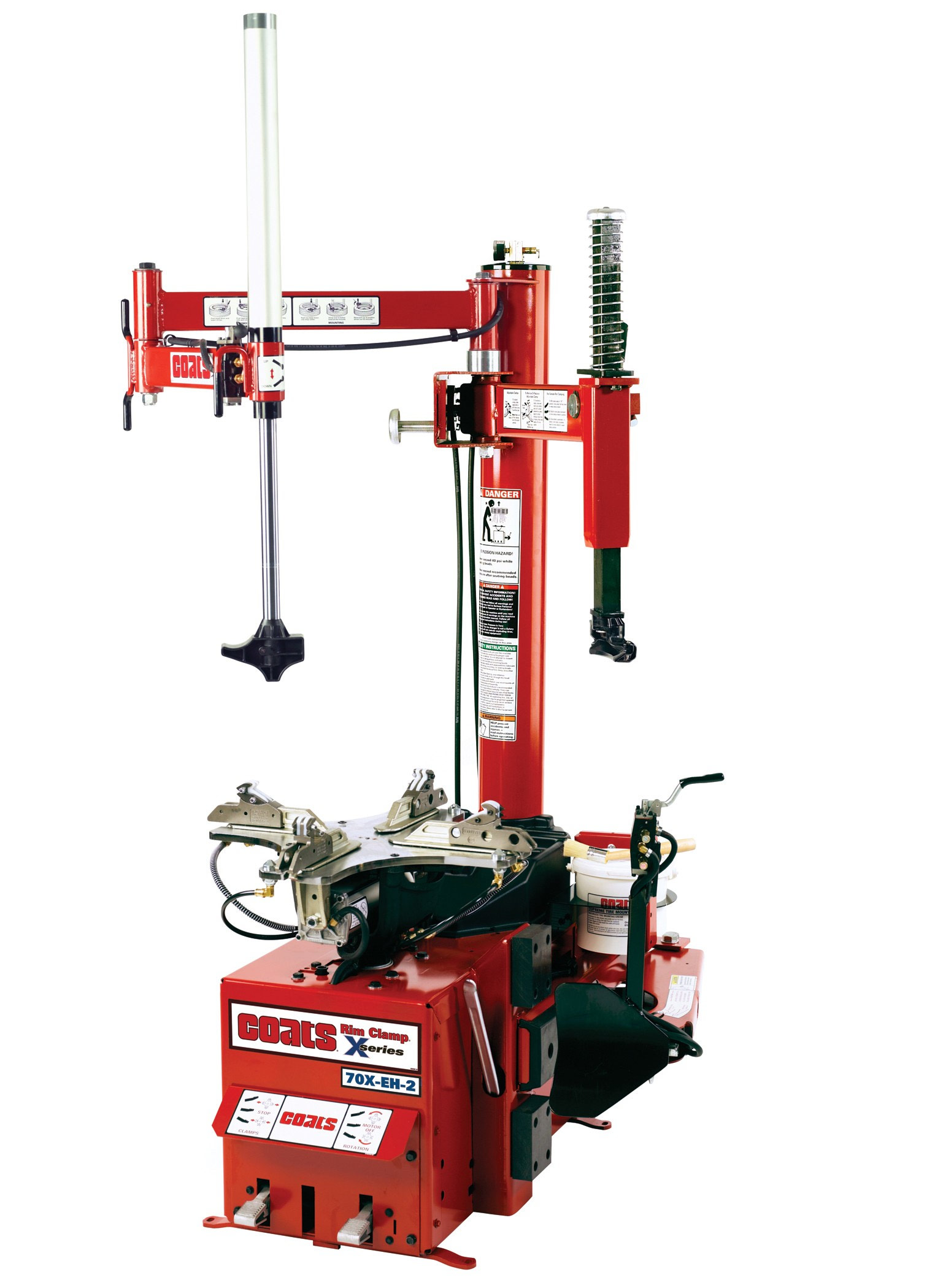 Tire fitting machines: types, description, instructions. Equipment for service stations 89