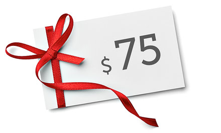 {$75 Promotion}