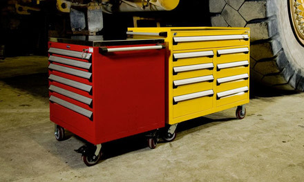 {Mobile Cabinets and Toolboxes}