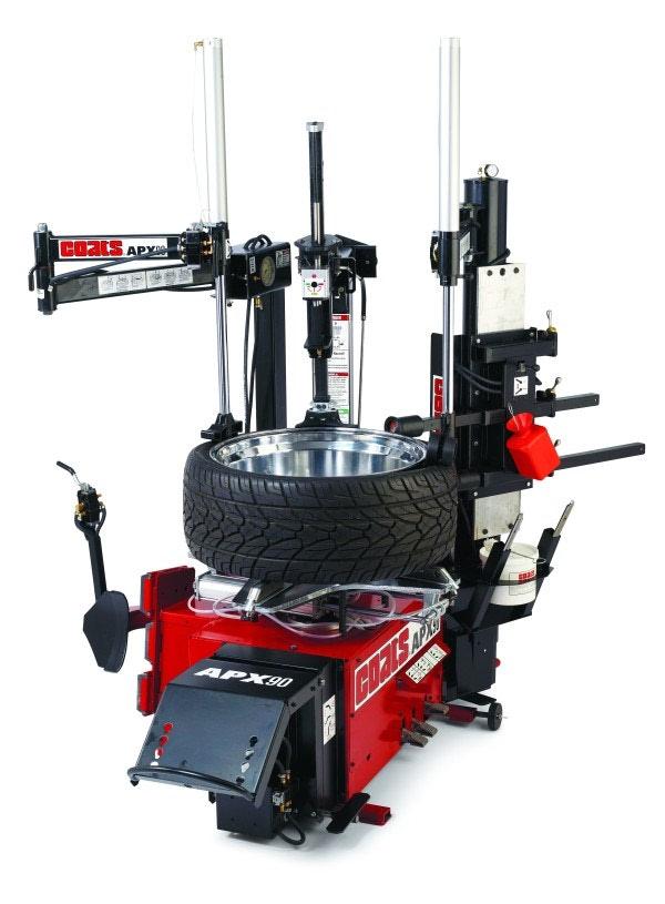 Mobile Tire Service >> Coats APX90 Rim Clamp Tire Changer