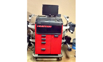 {Used & Refurbished Equipment}