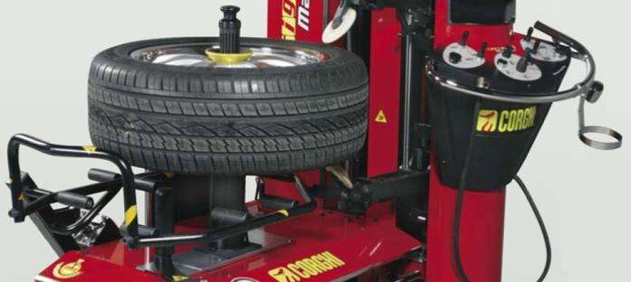 {Tire Shop Equipment}