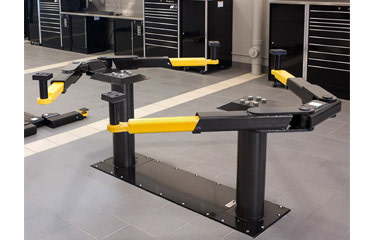 In-Ground Lifts
