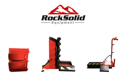 Rock Solid Wheel Lifts & Tool Boxes