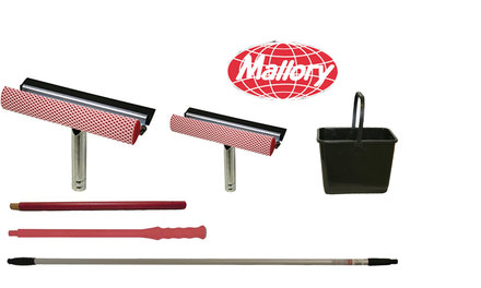Mallory Windshield Squeegees & Handles