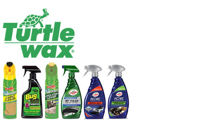 Turtle Wax Cleaners