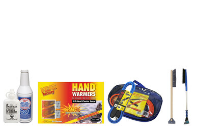 Winter Products GLAF, Lock-De-Icer, Etc.