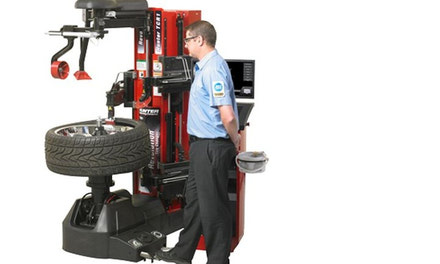 Tire Shop Equipment