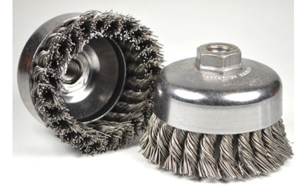 Wire Brushes & Abrasives